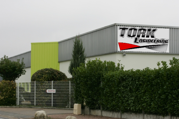 Site Tork Engineering à Amilly (45)